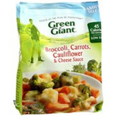 Green Giant Valley Steamers Broccoli, Carrots , Cauliflower