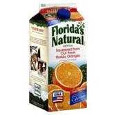 Florida's Natural Home Squeezed w/ Calcium Plus Vitamin D- 59 oz