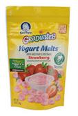 Gerber Graduates Yogurt Melts Strawberry-1 oz