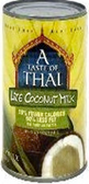 Taste of Thai Light Coconut Milk -12oz