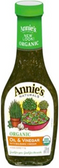 Annie's - Organic Oil & Vinegar Vinaigrette -8oz
