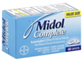 Midol Complete Maximum Strength Multi‑Symptom Relief Caple