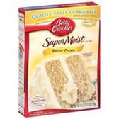 Betty Crocker Supper Moist Butter Pecan Cake Mix -18.25 oz