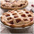 "10"" Gourmet Apple Cranberry Pie"
