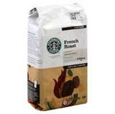 Starbucks French Roast Whole Bean Coffee -12 oz