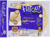 Flat Out Flat Bread - Light Original -6ct