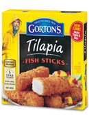 Gorton's Tilapia Fish Sticks -17.2oz