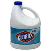 Clorox Clean Linen Liquid Bleach-55oz