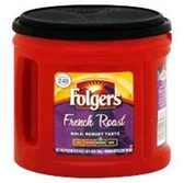 Folgers French Roast Coffee - 10.3 oz