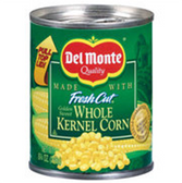 Del Monte Fresh Cut - Whole Kernel Corn