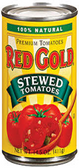 Red Gold - Stewed Tomatoes -14.5oz