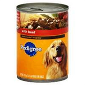 Pedigree Choice Cuts Beef Dog Food - 13.2 Oz