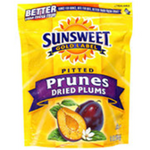Sunsweet Pitted Prunes Dried Plums -9 oz