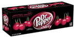 Dr. Pepper Cherry -12pk