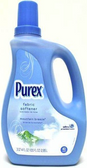 Purex Liquid Fabric Softner - Mountain Breeze -44oz