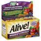 Nature's Way Alive! Women's Energy Complete Multivitamin Tas-50c