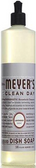 Mrs. Meyer's Liquid Dish Soap - Lavender -16oz