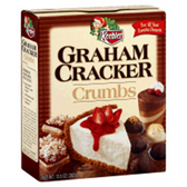 Keebler Gram Cracker Crumbs -13 oz