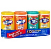 Clorox Disinfecting Wipes Variety Pack