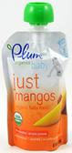 Plum Organics - Just Mango -3.5oz