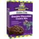 Immaculate Baking Gluten Free Double Chocolate Cookie Mix,17.5o