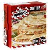 T.G.I. Fridays Mexican Style Chicken Quesadillas -9 oz