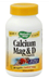 Nature's Way Calcium Mag & D Complex Capsules, 100 CT