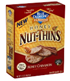 Blue Diamond Nut‑Thins Honey Mustard Cracker Snacks, 4.25 1