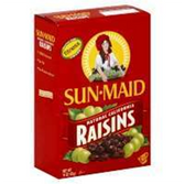 Sunmaid Raisins -15 oz