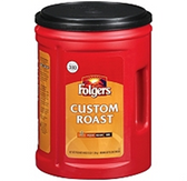 Folgers Custom Roast Ground Coffee