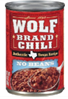 Wolf No Beans Chili, 10 OZ