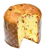 Panettone Traditional Italian Cake - 32 oz.