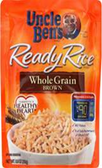 Uncle Ben's Ready Rice - Whole Grain Brown -8.8oz
