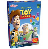 Kellogg's DisneyPixar ToyStory Assorted Fruit Snacks -10 pk