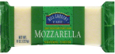 Hill Country Fare Mozzarella Block Cheese -8oz