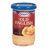 Kraft Old English Cheese Spread -5 oz
