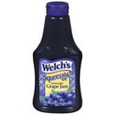 Welch's Concord Grape Squeezable Jam