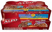 Alpo Prim Cuts / Slice Dog Food Beef - Lovers Multi Pacs-12ct