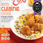 Lean Cuisine - Orange Chicken -1 meal