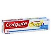 Colgate Total Advanced Whitening Toothpaste - 5.8 Oz