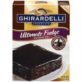 Ghirardelli Ultamate Fudge Brownie Mix -18 oz