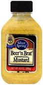Silver Spring - Beer 'n Brat Mustard -9.5oz