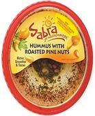 Sabra - Roasted Pine Nut Hummus -10oz