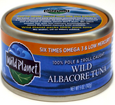 Wild Planet - Albacore Tuna -5oz