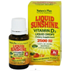Nature's Plus Liquid Sunshine Vitamin D3 2500 IU Natural Orange