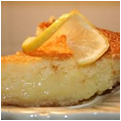 "8"" Lemon Chess Pie -1ct"