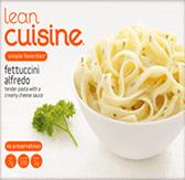 Lean Cuisine - Fettuccini Alfredo -1 meal