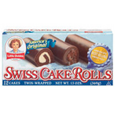 Little Debbie Swiss Cake Rolls -12 pk