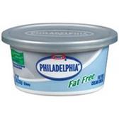 Kraft Philadelphia Fat Free Cream Cheese Spread - 8 oz