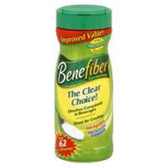 Benefiber Fiber Supplement - 8.6 Oz